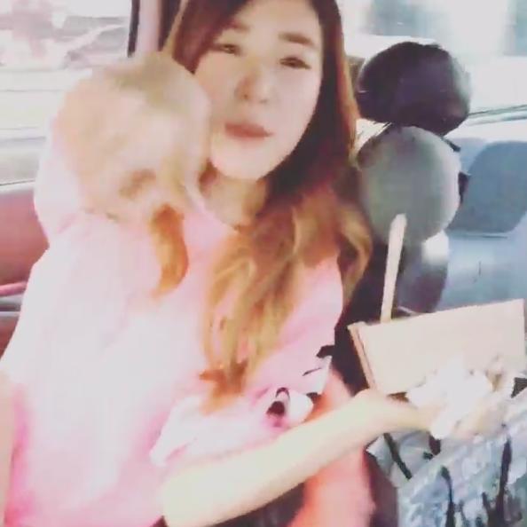 gg sooyoung tiffany