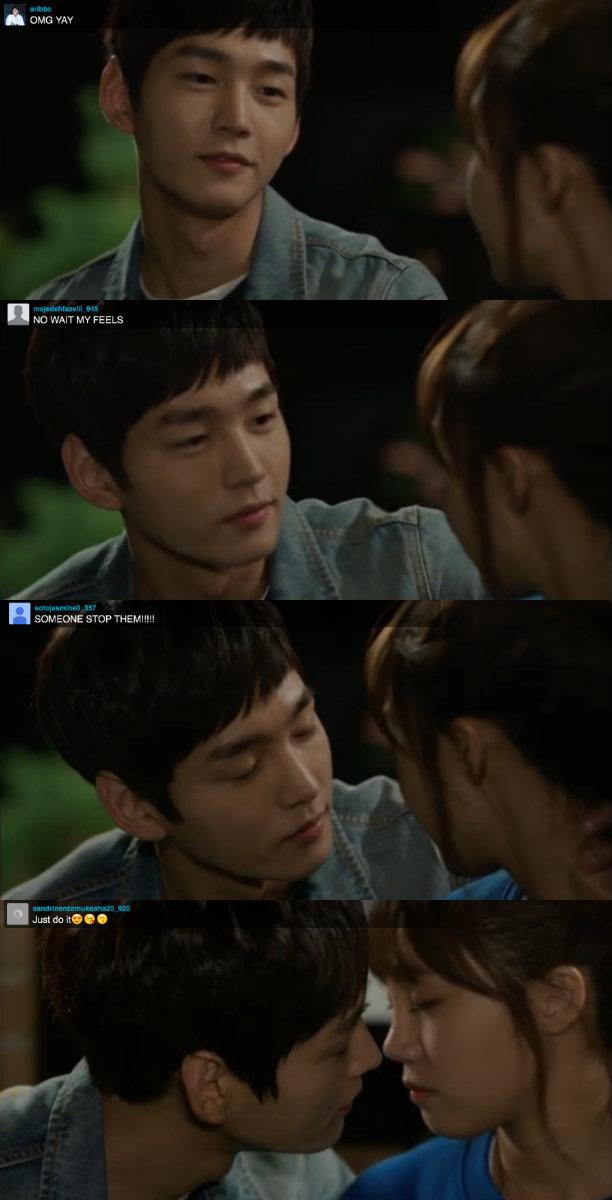 sassy go go yeol yeon doo kiss 2