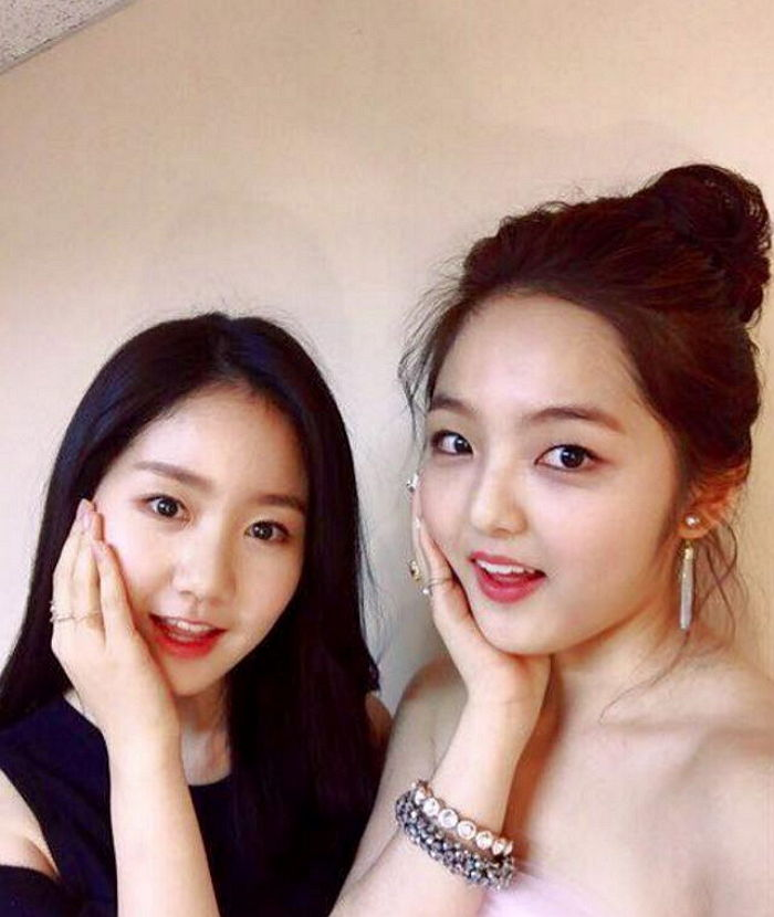 Child Actresses Seo Shin Ae And Jin Ji Hee Have Grown Up