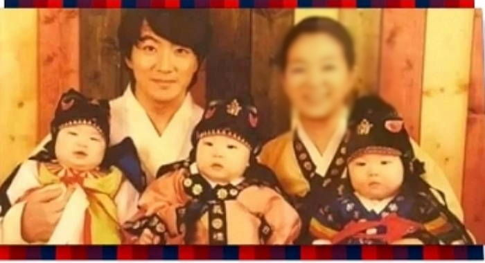 Song Il And Triplets Revealed To Have A Super Wife Mom