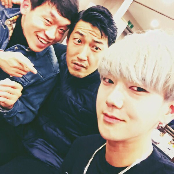 yesung and co1