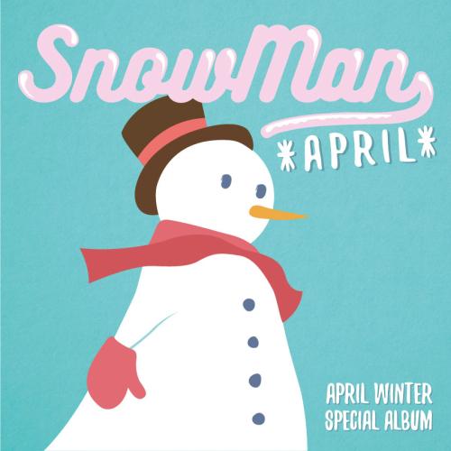 April winter special album