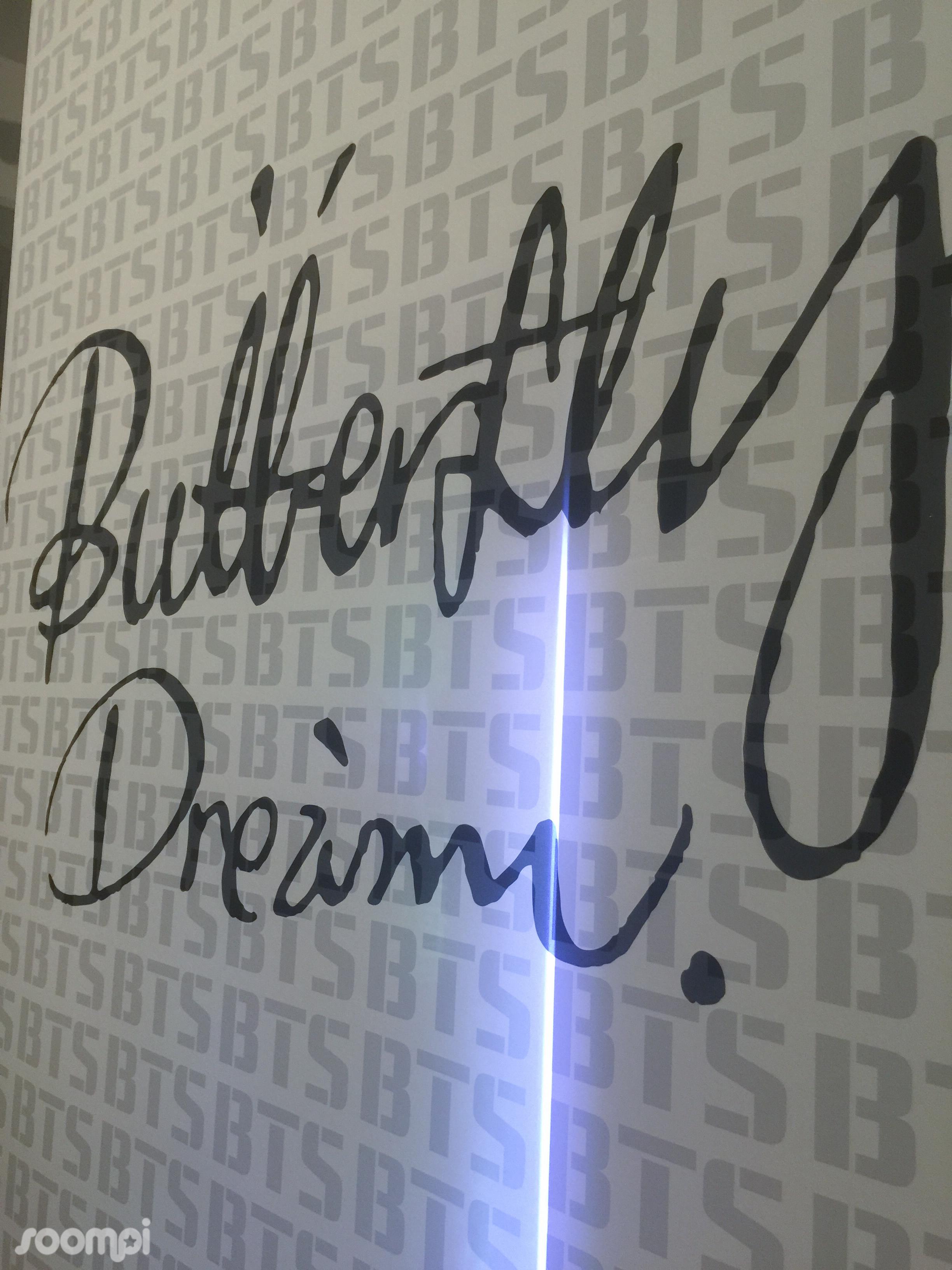BTS Butterfly Dream 21