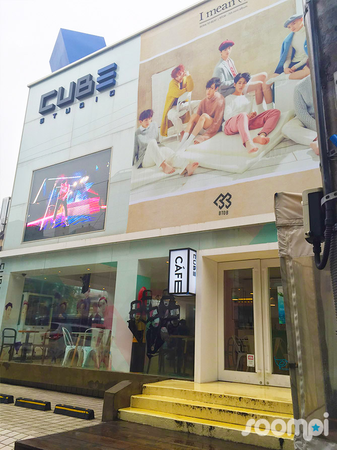 Cube Cafe 12