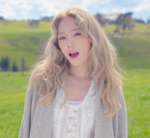 Girls Generation Taeyeon Hair