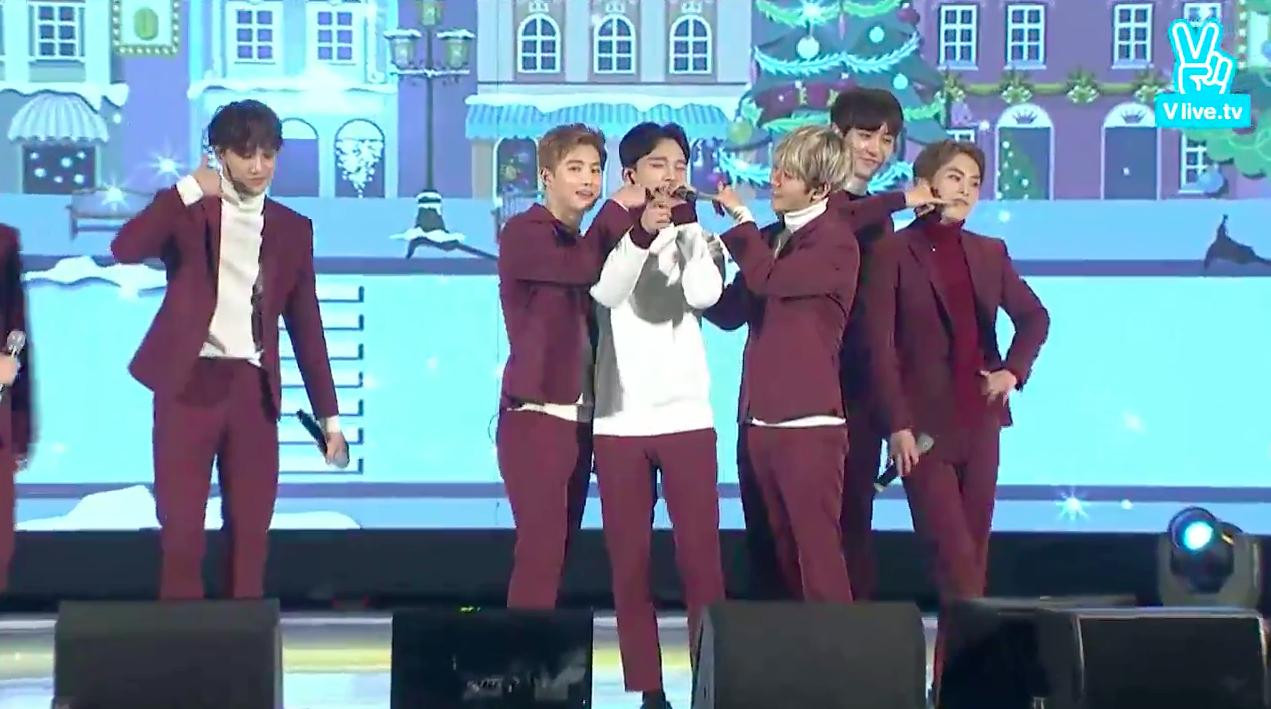 exo showcase unfair
