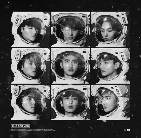 exo sing for you teaser image