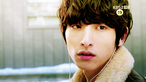 lee soo hyuk white christmas