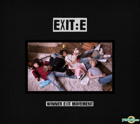 winner exit e album yesasia
