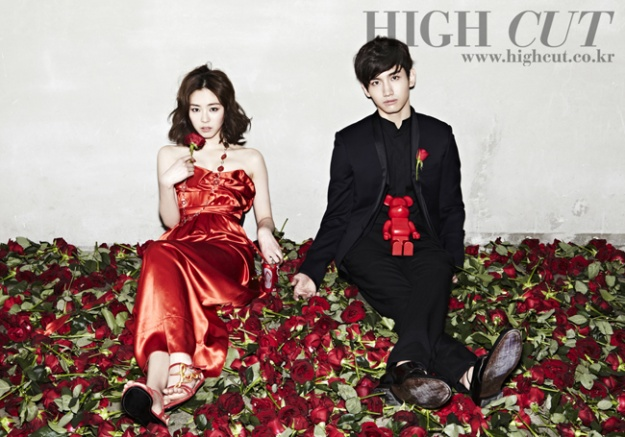 Lee yeon hee and changmin dating. Dating for one night.