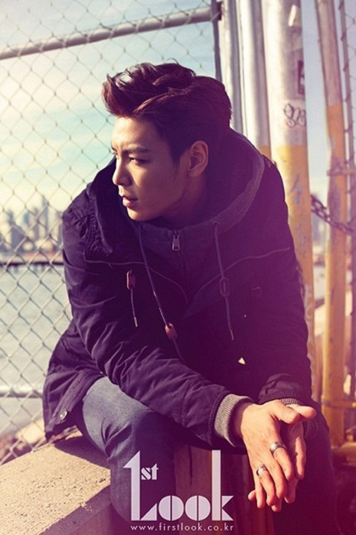 Choi Seung Hyun Top Photoshoot