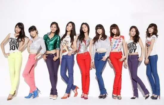 Style Through The Years - SNSD Edition | Soompi