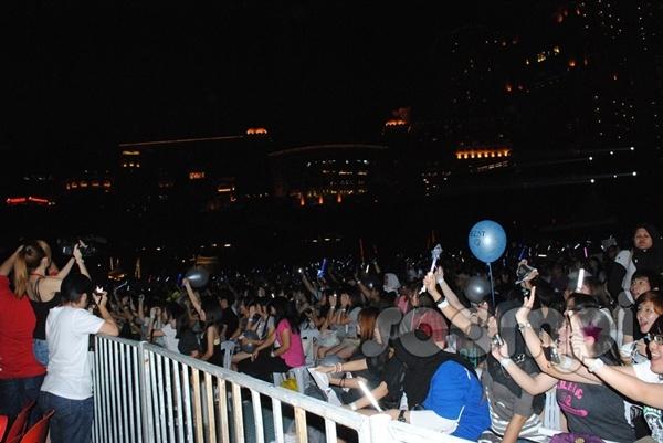 110701 Fan Meeting