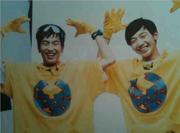 Ho and Rain, circa 1998