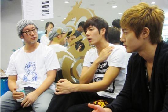 Boys Over Flowers, Goong, Kim Hyun Joong, SS501, Kim Kyu Jong, Playful Kiss, Musical Goong
