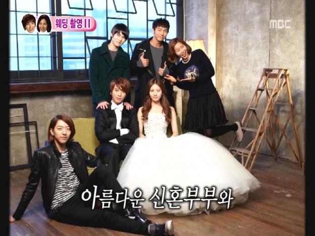 Yonghwa And Seohyun Wedding Photoshoot