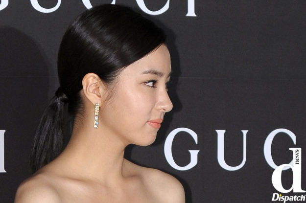which korean star has the best side profile soompi