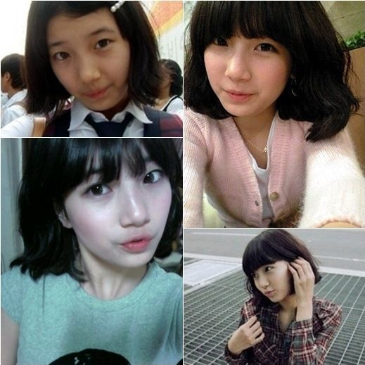 Miss A Suzy S Pre Debut Photos Uncovered Soompi