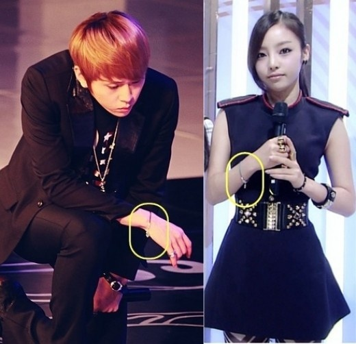 Goo Hara And Junhyung Break Up Kara's Goo Hara and BE...