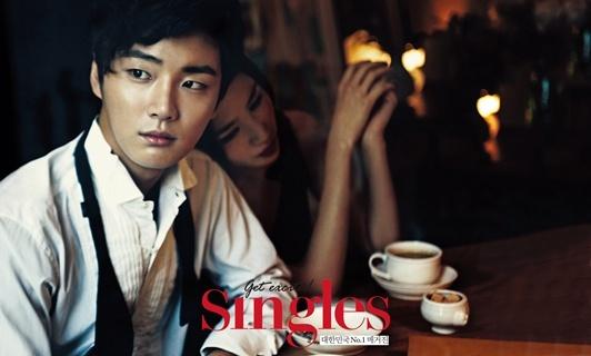 Yoon Si Yoon Feb 2012 Singles Pic 2