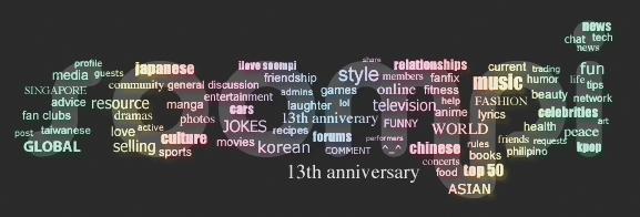 Soompi 13th anniversary logo contest winner!