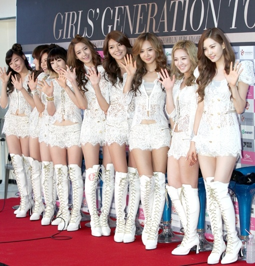 Korean Sexy Girl Group