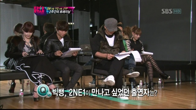 Big Bang's Taeyang Is Jealous of SBS K-Pop Star's Michelle ...