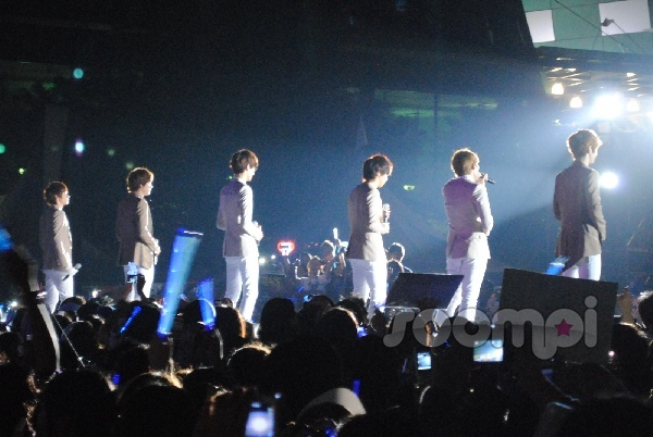 110528 Super Junior M in Putrajaya