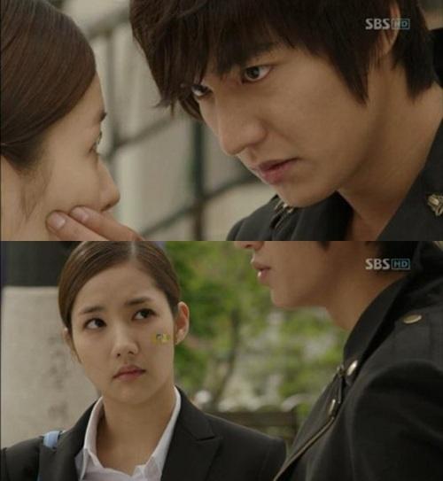 """""""City Hunter"""" Lee Min Ho Expresses Affection For Park Min"""