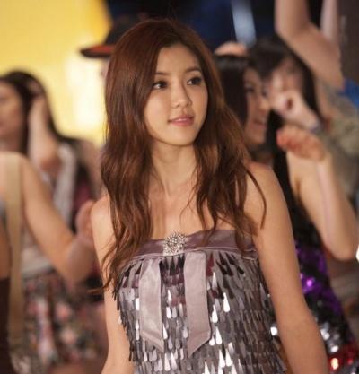 Park han Byul avslöjar hur hon och Se7en började dejta