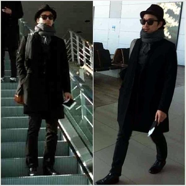 Gong Yoou0026#39;s Chic Airport Fashion   Soompi