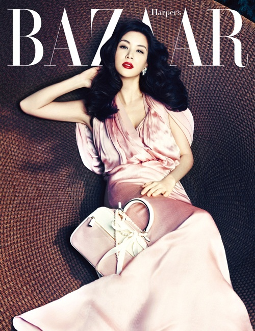 Go So Young Harper's Bazaar