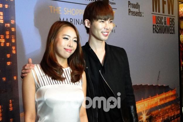 Se7en, Sungha Jung, Lee Hyuk Soo, Lee Soo Hyuk, Megan Lee, Men's Fashion Week 2012